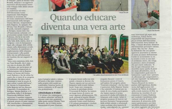 la Voce del popolo, Istria – giovedì 30 gennaio 2014
