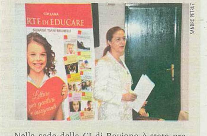 """""""Quando educare è un 'arte"""" – Rovigno, 30 gennaio 2014"""